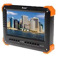 Consumer Video Cameras Eyoyo 7inch 5-in-1 HD CCTV Tester IP Camera Tester HD-TVI CVBS HDMI VGA Video Monitor Tester