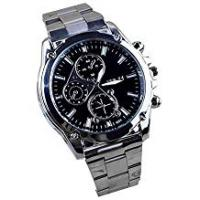 Fake Watches Tonsee Business About Men Stainless Steel Band Machinery Sport Quartz Watch