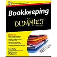 Personal Finances Bookkeeping For Dummies (For Dummies (Business & Personal Finance))