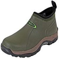 Own Shoe Ankle Boots Dirt Boot Neoprene Wellington Pro-Sport Ankle Muck Boot Shoe Green