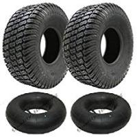 Offroad Tires Parnells Two - 13x5.00-6 4ply turf grass lawn mower tyres and tubes