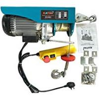 Electric Hoists High Quality Multi Purpose Electric Hoist Capacity KG: 250-500