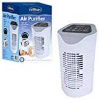 Air Purifiers Silentnight 38060 HEPA Air Purifier with Replaceable Triple Filter [Energy Class a]