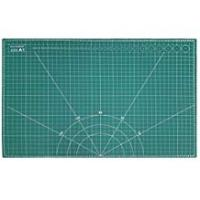 Cutting Mats A1 (900X600MM) Cutting Mat Non Slip Self Healing Printed Grid Art & Craft Design