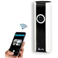 Consumer Video Cameras Accfly Wireless Security IP Camera System 720P HD WiFi Smart Home Surveillance Video Cam Two Way Talk Night Vision 185° Wide Angle Motion Detection