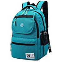 Backpacks [Sponsored]Super Modern Unisex Nylon School Bags Waterproof Hiking Backpack Cool Sports Backpack Laptop Rucksack School Backpack