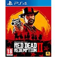 Playstation Games Red Dead Redemption 2 (PS4)