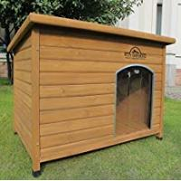 Dog Kennels Pets Imperial® Extra Large Insulated Wooden Norfolk Dog Kennel With Removable Floor For Easy Cleaning