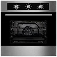 Ovens [Sponsored]Cookology Built-in Electric Single Fan Oven in Stainless Steel with Minute Minder | COF600SS