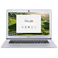 Laptops Acer Chromebook 14 CB3-431 - (Intel Celeron N3060, 2GB RAM, 32GB eMMC, 14 inch HD Display, Google Chrome OS, Silver)