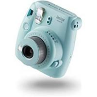 Polaroid instax Mini 9 Camera with 10 Shots - Ice Blue