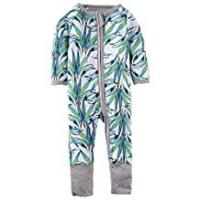 Bonds BIG ELEPHANT Unisex Baby 1 Piece Long Sleeve Sleepwear Zipper Romper Play Suit L17
