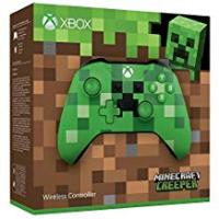 Xbox Controllers Official Xbox One Wireless Controller - Minecraft Creeper