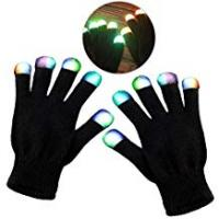 Birthday Gifts For 12 Year Old Girls DMbaby LED Gloves for Kids - Best Gifts
