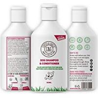 Dog Shampoos [Sponsored]Dog Shampoo for Smelly Dogs and Itchy Sensitive Skin - Medicated Conditioner Puppy Safe - 500ml