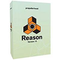 Beat Making Softwares Propellerhead Reason 10 Multitrack Recording Software