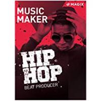 Beat Making Softwares MAGIX Music Maker – Hip Hop Beat Producer Edition – Audio software for creating hip-hop beats. [Download]