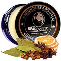 Haircares [Sponsored]Premium Beard Balm | Sweet Bay Rum | The Best Beard Conditioner & Softener to Shape & Style your Beard, While Stopping Beard Itch & Flakes | Natural & Organic | Great for Hair Care & Growth