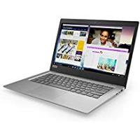 Laptops Lenovo IdeaPad 120s 14-Inch Notebook - (Mineral Grey) (Intel Celeron N3350, 4 GB RAM, 64 GB eMMC Storage, Windows 10S)