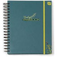 Personal Finances New! Boxclever Press Budget Book. Large Monthly Budget Planner and Receipt Organiser to Keep Track of Personal finances, with More Space to Track Home Expenses and Larger Pockets for Receipt Storage.