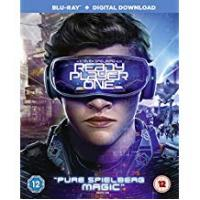 Blu Ray Movies Ready Player One
