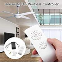 Universal Lighting And Decor Fans Steellwingsf Universal Ceiling Fan Lamp Remote Control Kit Timing Wireless Receiver Home Tool