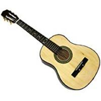 Directly Cheap Acoustic Guitars Directly Cheap 6 String Acoustic Guitar, Natural + Learn to Play Guitar Dvd (000-BT-GA3200R-NT)