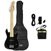 3rd Avenue Junior Electric Guitar Pack - Black